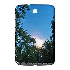 Coming Sunset Accented Edges Samsung Galaxy Note 8.0 N5100 Hardshell Case
