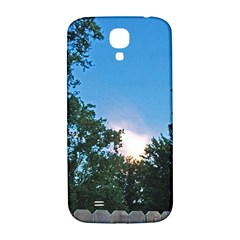 Coming Sunset Accented Edges Samsung Galaxy S4 I9500/i9505  Hardshell Back Case