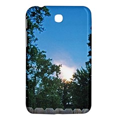 Coming Sunset Accented Edges Samsung Galaxy Tab 3 (7 ) P3200 Hardshell Case