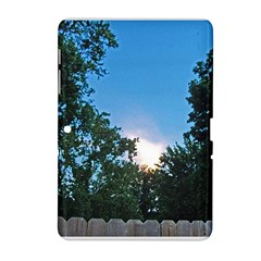 Coming Sunset Accented Edges Samsung Galaxy Tab 2 (10.1 ) P5100 Hardshell Case