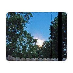 Coming Sunset Accented Edges Samsung Galaxy Tab Pro 8.4  Flip Case