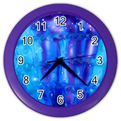 Wings Wall Clock (color)