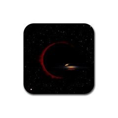 Altair IV Drink Coaster (Square)