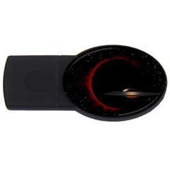 Altair IV 4GB USB Flash Drive (Oval)