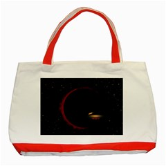 Altair IV Classic Tote Bag (Red)