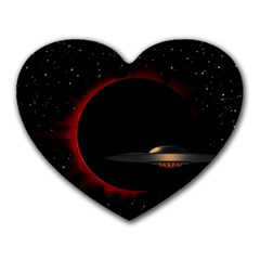 Altair Iv Mouse Pad (heart)