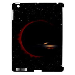 Altair Iv Apple Ipad 3/4 Hardshell Case (compatible With Smart Cover)