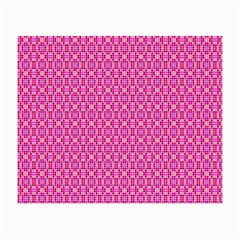 Pink Kaleidoscope Glasses Cloth (Small)