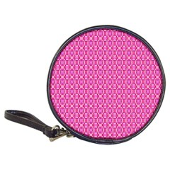 Pink Kaleidoscope Cd Wallet