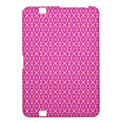 Pink Kaleidoscope Kindle Fire HD 8.9  Hardshell Case