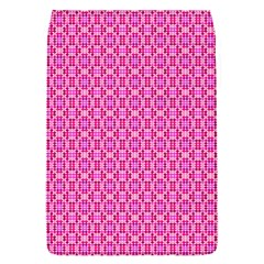Pink Kaleidoscope Removable Flap Cover (small)
