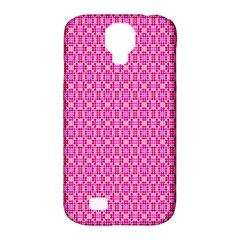 Pink Kaleidoscope Samsung Galaxy S4 Classic Hardshell Case (pc+silicone)