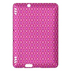 Pink Kaleidoscope Kindle Fire HDX 7  Hardshell Case