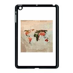 Vintageworldmap1200 Apple Ipad Mini Case (black)