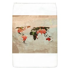 Vintageworldmap1200 Removable Flap Cover (Small)
