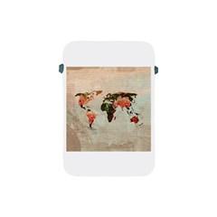 Vintageworldmap1200 Apple Ipad Mini Protective Sleeve