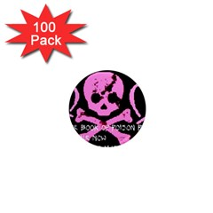 Book1 1  Mini Button Magnet (100 pack)