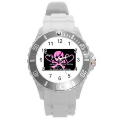 Book1 Plastic Sport Watch (Large)