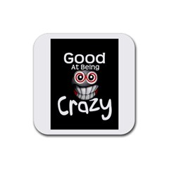 Crazy Drink Coasters 4 Pack (square)