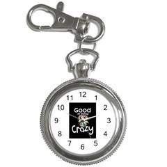 crazy Key Chain Watch