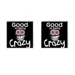 crazy Cufflinks (Square)