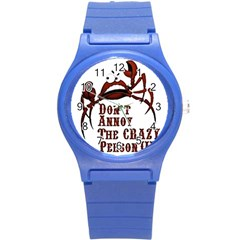 Crazy Person Plastic Sport Watch (small)