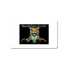 tiger Magnet (Name Card)