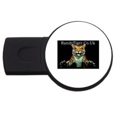 Tiger 2gb Usb Flash Drive (round)