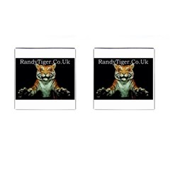 tiger Cufflinks (Square)