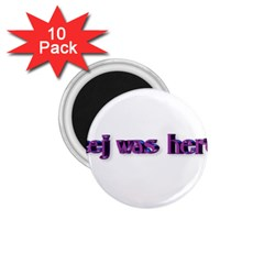 Weewee 1.75  Button Magnet (10 pack)