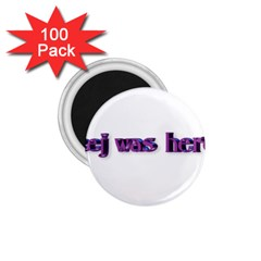 Weewee 1.75  Button Magnet (100 pack)