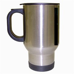 Glossy Blue Cross Live Wp 1 2 S 307x512 Travel Mug (silver Gray)