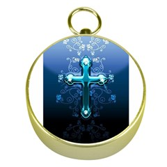 Glossy Blue Cross Live Wp 1 2 S 307x512 Gold Compass