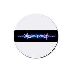 Banner2 Drink Coasters 4 Pack (round)