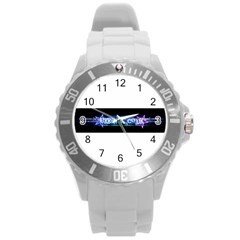 Banner2 Plastic Sport Watch (Large)