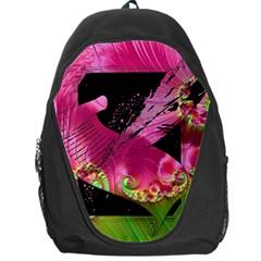 Elegant Writer Backpack Bag