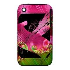 Elegant Writer Apple iPhone 3G/3GS Hardshell Case (PC+Silicone)