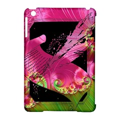 Elegant Writer Apple iPad Mini Hardshell Case (Compatible with Smart Cover)