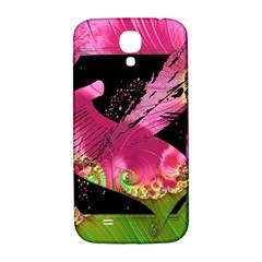 Elegant Writer Samsung Galaxy S4 I9500/I9505  Hardshell Back Case