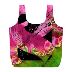 Elegant Writer Reusable Bag (L)