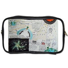 Neutrino Gravity, Travel Toiletry Bag (two Sides)