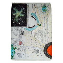 Neutrino Gravity, Removable Flap Cover (large)