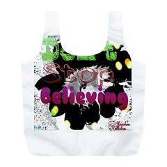 Don t Stop Believing Reusable Bag (l)