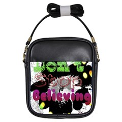 Don t Stop Believing Girl s Sling Bag