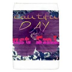 Beautiful Day Just Smile Removable Flap Cover (small)