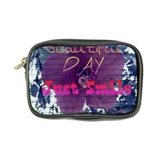 Beautiful Day Just Smile Coin Purse
