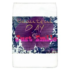 Beautiful Day Just Smile Removable Flap Cover (Large)