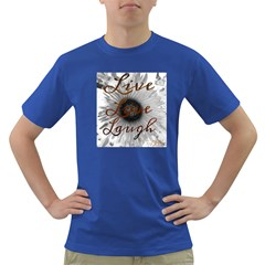 Live Love Laugh Men s T Shirt (colored)