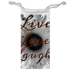 Live love laugh Jewelry Bag