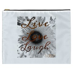 Live love laugh Cosmetic Bag (XXXL)